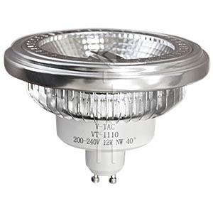 LED GU10, AR111, 230V, 12W, 40°, 4000K, EEK A+ V-TAC 4223