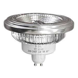 LED Spotlight - AR111 12W GU10 Beam 40 COB Chip Warm White V-TAC 4224