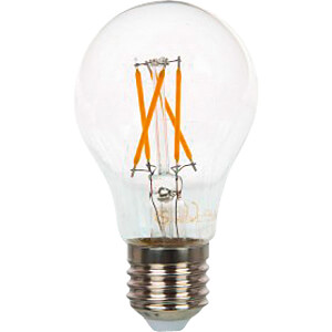 LED-Lamp E27, 4 W, 400 lm, 2700 K, Filament, dimmable V-TAC 1885DC