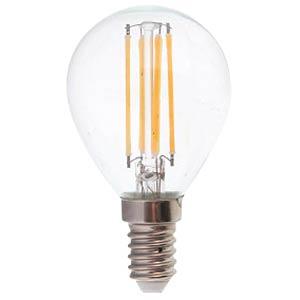 LED-Lampe E14, 4 W, 320 lm, 2700 K, Filament, dimmbar V-TAC 4394