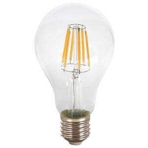 LED-Lampe E27, 8 W, 800 lm, 6000 K, Filament V-TAC 4409
