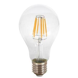 LED E27, 10W, 4500K Filament, A67, V-TAC 4411