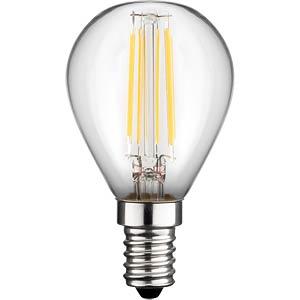 Goobay Filament-LED Globus, 4 W, EEK A+ GOOBAY 44244