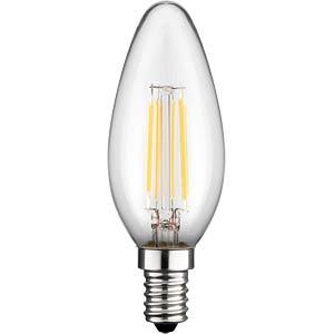 LED-Lampe E14, 4 W, 470 lm, 2700 K GOOBAY 44246