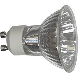 Halogen Reflector 20W GU10 40°, EEC D TELESOUND 49-60020