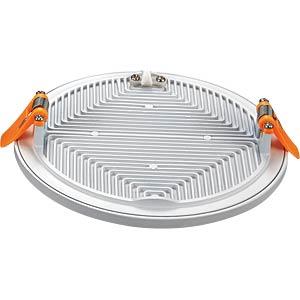 LED-Panel, 15 W, 1500 lm, 6000 K, rund V-TAC 4936