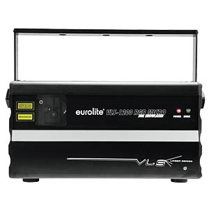EUROLITE VLS-1200RGB Micro 30k Showlaser STEINIGKE SHOWTECHNIC GMBH 51741470