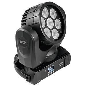 LED-Lichteffekt, Moving-Head, Zoom, TMH 15, RGBW, 50 W, DMX EUROLITE 51785968