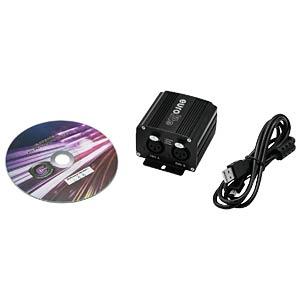 EUROLITE USB-Artnet/DMX1024-PRO Interface STEINIGKE SHOWTECHNIC GMBH 51860170