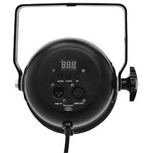 EUROLITE LED PAR-56 TCL 9x3W Short sw STEINIGKE SHOWTECHNIC GMBH 51913611