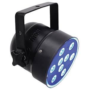 EUROLITE LED PAR-56 QCL 9x8W Short sw STEINIGKE SHOWTECHNIC GMBH 51913613