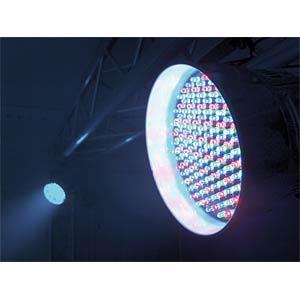 LED-Scheinwerfer, PAR-56 Spot, 5 mm RGB, 23 W, silber EUROLITE 51913618