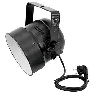 LED-Scheinwerfer, PAR-56 Spot, 5 mm RGB, 23 W, schwarz EUROLITE 51913619