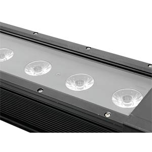 LED-Scheinwerfer, IP BAR, 9 x 12 W HCL + UV, 75 W, IP65, DMX EUROLITE 51914121