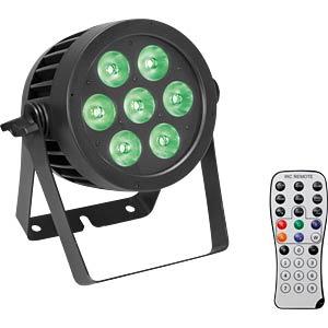 EURO 51914230 - LED IP PAR 7x8W QCL Spot