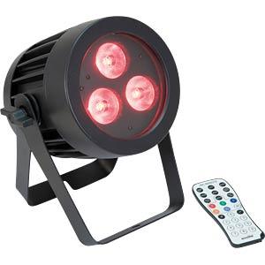 EURO 51914234 - LED IP PAR 3x8W QCL Spot