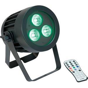 EURO 51914235 - LED IP PAR 3x9W SCL Spot