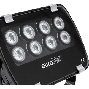 LED IP FL-8 rot 30° STEINIGKE SHOWTECHNIC GMBH 51914527