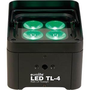EURO 51915448 - LED TL-4 QCL RGB+UV Trusslight