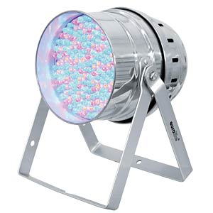 EUROLITE LED PAR-64 RGBA 10mm Floor sil EUROLITE 51916420