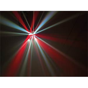 LED-Lichteffekt, Strahleneffekt, 30 W, RGBW, DMX EUROLITE 51918202