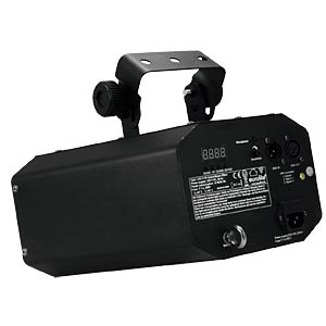 LED-Lichteffekt, D-20 Hybrid Strahleneffekt, 15 W, RGBAW , DMX EUROLITE 51918300