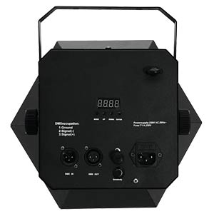 LED-Lichteffekt, BR-200 Flowereffekt, 35 W, DMX EUROLITE 51918532