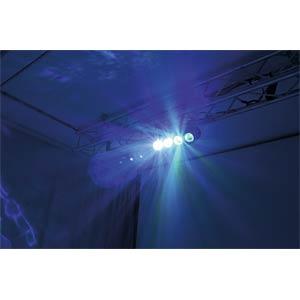 LED-Lichteffekt, CPE-4 Flowereffekt, 20 W EUROLITE 51918533