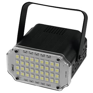 LED-Lichteffekt, Stoboskop, 36 SMD, Party Strobe, 80 W EUROLITE 52200590