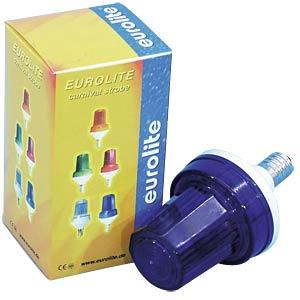 EUROLITE Strobe für E-14 Fassung, blau EUROLITE 52200661