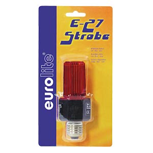EUROLITE Strobe für E-27 Fassung, rot STEINIGKE SHOWTECHNIC GMBH 52200755