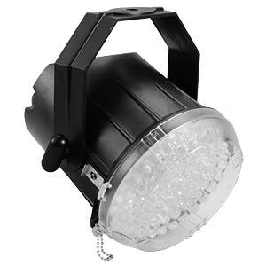 LED-Lichteffekt, Stroboskop, Techno Strobe 250 EC FB, 6,5 W EUROLITE 52200828