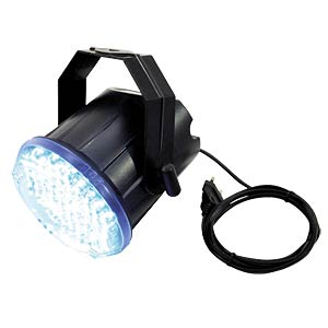 LED-Lichteffekt, Stroboskop, Techno Strobe 250 Sound, 6,5 W EUROLITE 52200830