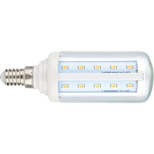 LED-Röhrenlampe E14, 6 W, 570 lm, 3000 K GREENLED 3566