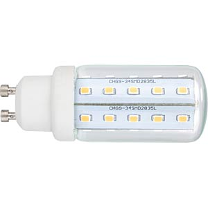 LED-Röhrenlampe GU10, 4 W, 440 lm, 3000 K GREENLED 3561