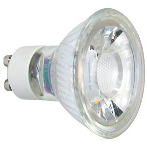 GreenLED lamp, GU10 MCOB 36° 4 W GREENLED 3571