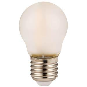 LED-Lampe E27, 4 W, 470 lm, 2700 K, Filament EGB 539 545