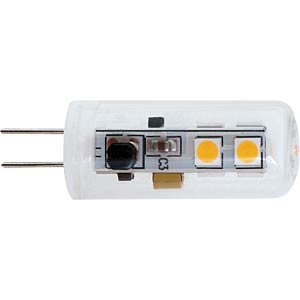 LED-Stiftsockellampe G4, 1,6 W, 140 lm, 2700 K GREENLED 3529