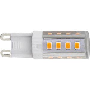 LED-Lampe G9, 3,5 W, 350 lm, 2700 K GREENLED 4230