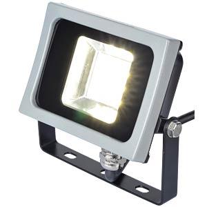 LED Floodlight - 10W, black/grey 4500K V-TAC 5721