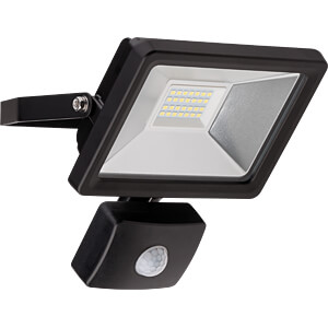 LED-Flutlicht, 20 W, 1650 lm, 6500 K, schwarz, IP44 GOOBAY 58999