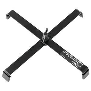 Bodenständer, für Scheinwerfer, FS-2, schwarz EUROLITE 5900698D