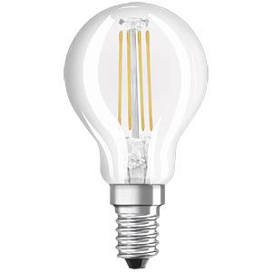LED-Lampe E14 BASE, 4 W, 470 lm, 2700 K, Filament, 2er-Pack OSRAM 4058075803954