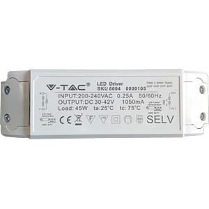 LED-Treiber, 45 W V-TAC 6004