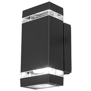 LED walllamp, anthracite ECO LIGHT 6050 GR LED