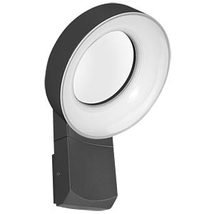 LED-Außenwandleuchte, Aluguss, anthrazit, EEK A++ - A ECO LIGHT 6163 S GR