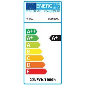 V-TAC LED-buis, 150 cm, 22 W, 4000 K, EEK A+ V-TAC 6309