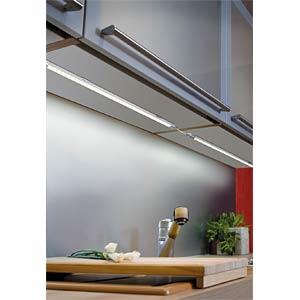 LED-Lichtleiste Basisset, 7,5W, 230/24V, Satin, EEK A++ - A PAULMANN 70284