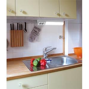 WorX Plus cabinet luminaire 10W G13 230V White PAULMANN 70391