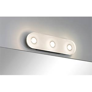 Wall luminaire Theta IP44 LED, 13.5W, 230V PAULMANN 70427
